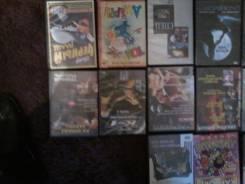 Диски DVD в основном подборка спорт К1 бокс
