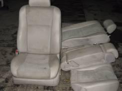 Сиденье. Toyota Avensis