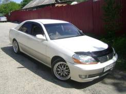 Дефлектор капота. Toyota Mark II