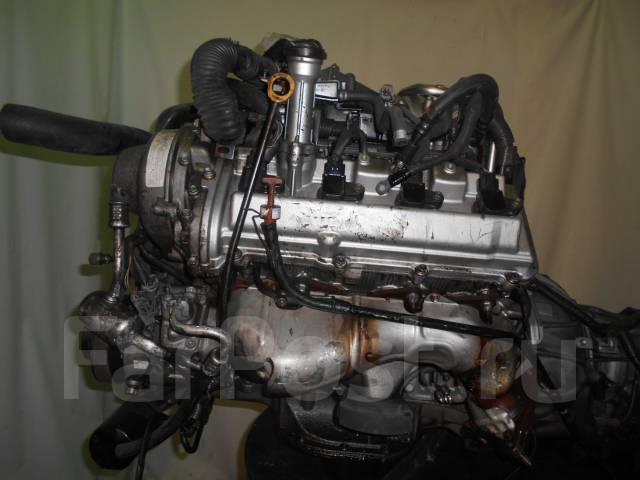 Свап комплект б/у Двигатель + АКПП Toyota 3UZ-FE