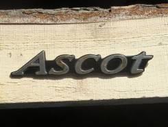 Эмблема. Honda Ascot