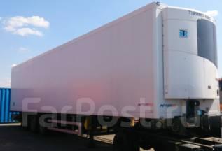 Wielton. Полуприцеп изотермический рефрижератор 32 тонны, 32 000кг.
