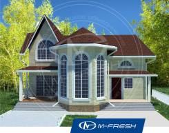 M-fresh Chill out progress. 200-300 кв. м., 2 этажа, 4 комнаты, бетон