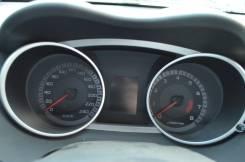 Панель приборов. Mitsubishi Outlander, CW6W