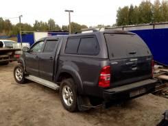 Компрессор кондиционера. Toyota Hilux Pick Up, KUN25L Toyota Hilux, KUN25 Двигатель 2KDFTV