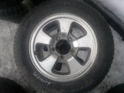 Suzuki. x16, 5x139.70, ET25