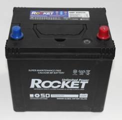 Rocket. 70 А.ч., правое крепление, производство Корея