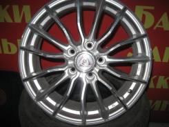 NZ Wheels SH650. 7.0x17, 5x114.30, ET45, ЦО 60,1мм.