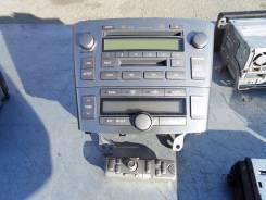 Блок управления климат-контролем. Toyota Avensis, AZT250, AZT250L, AZT250W