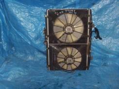 Радиатор охлаждения двигателя. Honda Odyssey, RA6