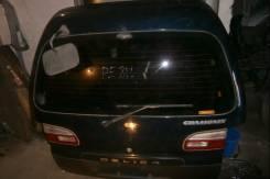 Дверь багажника. Mitsubishi Delica, PE8W Двигатель 4M40