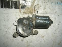 Мотор стеклоочистителя. Toyota Corolla, EE103 Двигатель 5EFE