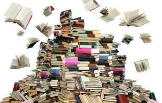 Приму в дар любые книги.