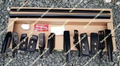 Рейлинги оригинального качества Vanguard (Лыжи Вангард) черные