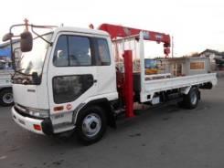 Nissan Condor. , 6 950 куб. см., 5 000 кг. Под заказ