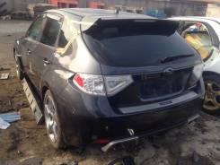 Дверь багажника. Subaru Impreza WRX STI, GRF, GRB