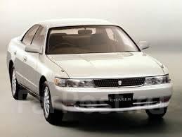 Ветровик на дверь. Toyota Chaser, GX90, JZX90, LX90, SX90 Двигатели: 1GFE, 1JZGE, 1JZGTE, 2LTE, 4SFE