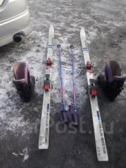Лыжи. 187,00см., горные лыжи, универсальные