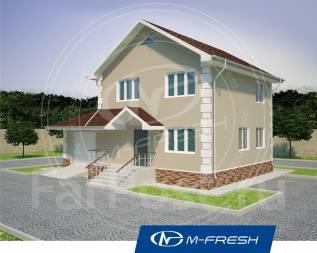 M-fresh Elegance-зеркальный. 100-200 кв. м., 2 этажа, 4 комнаты, кирпич