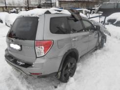 Бампер задний Subaru Forester 2008г