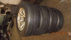 Dunlop Grandtrek PT2. Летние, износ: 40%, 4 шт