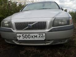 Топливный насос. Volvo S80