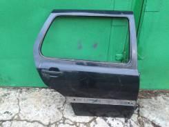 Дверь задняя правая Г? ольф 3 Венто черный металлик