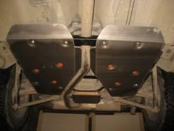 Защита топливного бака Land Rover Freelander 2 2006-2015г.в. Стальная