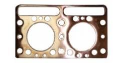 Прокладка головки блока цилиндров. ЧТЗ Т-170
