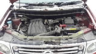 Радиатор кондиционера. Nissan Cube, YZ11 Двигатель HR15DE