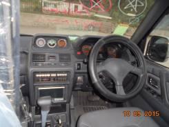 Кренометр. Mitsubishi Pajero