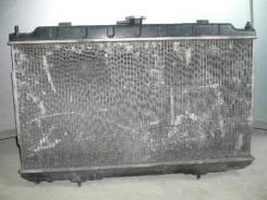 Радиатор охлаждения двигателя. Nissan Wingroad, WPY11 Двигатель SR20VE