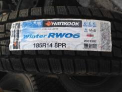 Hankook Winter RW06. Зимние, без шипов, 2014 год, без износа, 1 шт