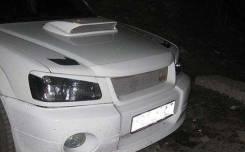 Накладка на фару. Subaru Forester, SG. Под заказ