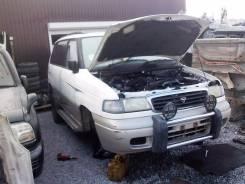 Решетка под дворники. Mazda MPV, LVLR Двигатель WLT
