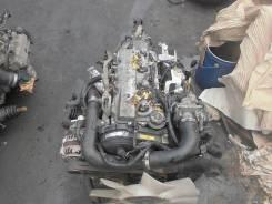 Двигатель + МКПП Mazda 323 электорн ТНВД