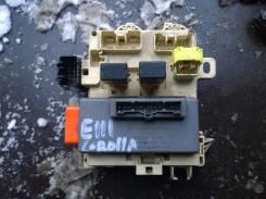 Блок предохранителей. Toyota Corolla, AE111, WZE110, AE112, CE110, EE110, ZZE111, EE111, AE115, ZZE110, ZZE112, CDE110 Двигатели: 2CE, 1WZ, 1ZZFE, 4EF...
