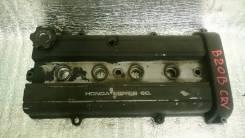 Крышка головки блока клапанов Honda B20B. Honda CR-V Honda Orthia Honda Stepwgn Honda S-MX Двигатель B20B