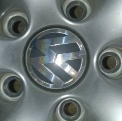 """Колпак оригинал для литого диска VW 2006-2015 г. Диаметр Диаметр: 16"""", 4 шт."""