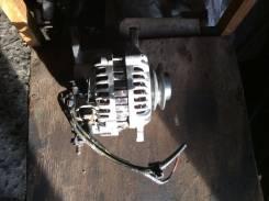 Генератор. Nissan NP300 Nissan Pathfinder Nissan Murano Двигатель YD25
