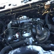 Двигатель Nissan Terrano TD27 D21 1994