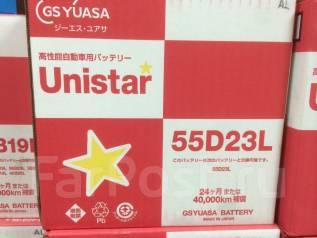 Yuasa. 45А.ч., Обратная (левое), производство Япония