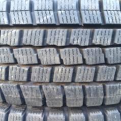 Dunlop. Зимние, без шипов, 2012 год, износ: 5%, 2 шт