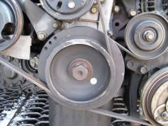 Шкив коленвала. Nissan: Sunny California, Presea, Pulsar, AD, Sunny, Rasheen, Wingroad, Lucino Двигатели: GA15DE, GA13DE