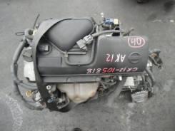 Двигатель +АКПП Nissan CR12-DE