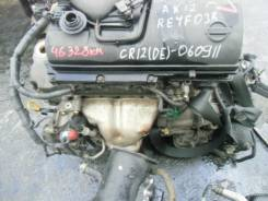 Двигатель +AT Nissan CR12
