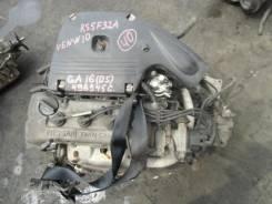 Двигатель + МКПП 4WD Nissan GA16-DS