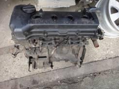 Головка блока цилиндров. Nissan: Sunny California, Presea, Pulsar, AD, Sunny, Rasheen, Wingroad, Lucino Двигатель GA15DE