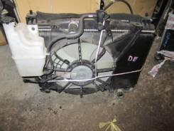Радиатор охлаждения двигателя. Mazda Demio, DE3AS, DE3FS, DEJFS, DE5FS Двигатели: ZJVE, P3VPS, ZJVEM, ZYVE