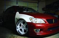 Крылья +30мм для Toyota Altezza